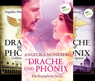 Angelika Monkberg - Fantasy Geschichten