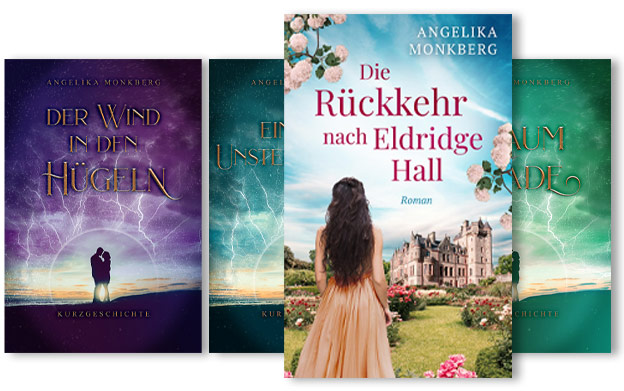 Angelika Monkberg - Ihre Werke